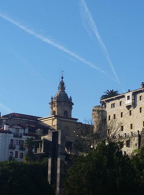 Espagnol à Fontarrabie